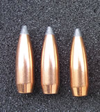 .308 Sierra 150 grain Spitzer soft point boat tail tips