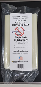 Poly Gun Bag Super Duty package