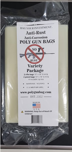Poly Gun Bag Variety package
